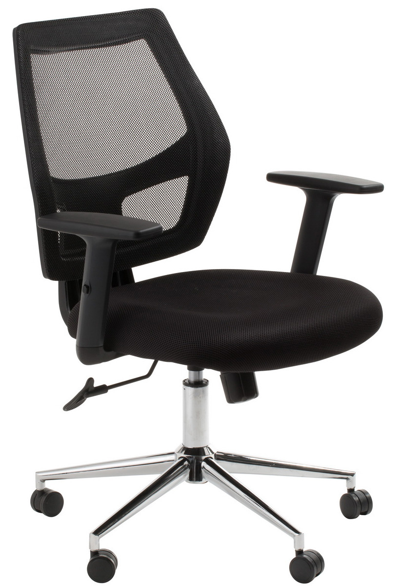 office chairs computer chairs metro black mesh back computer chair