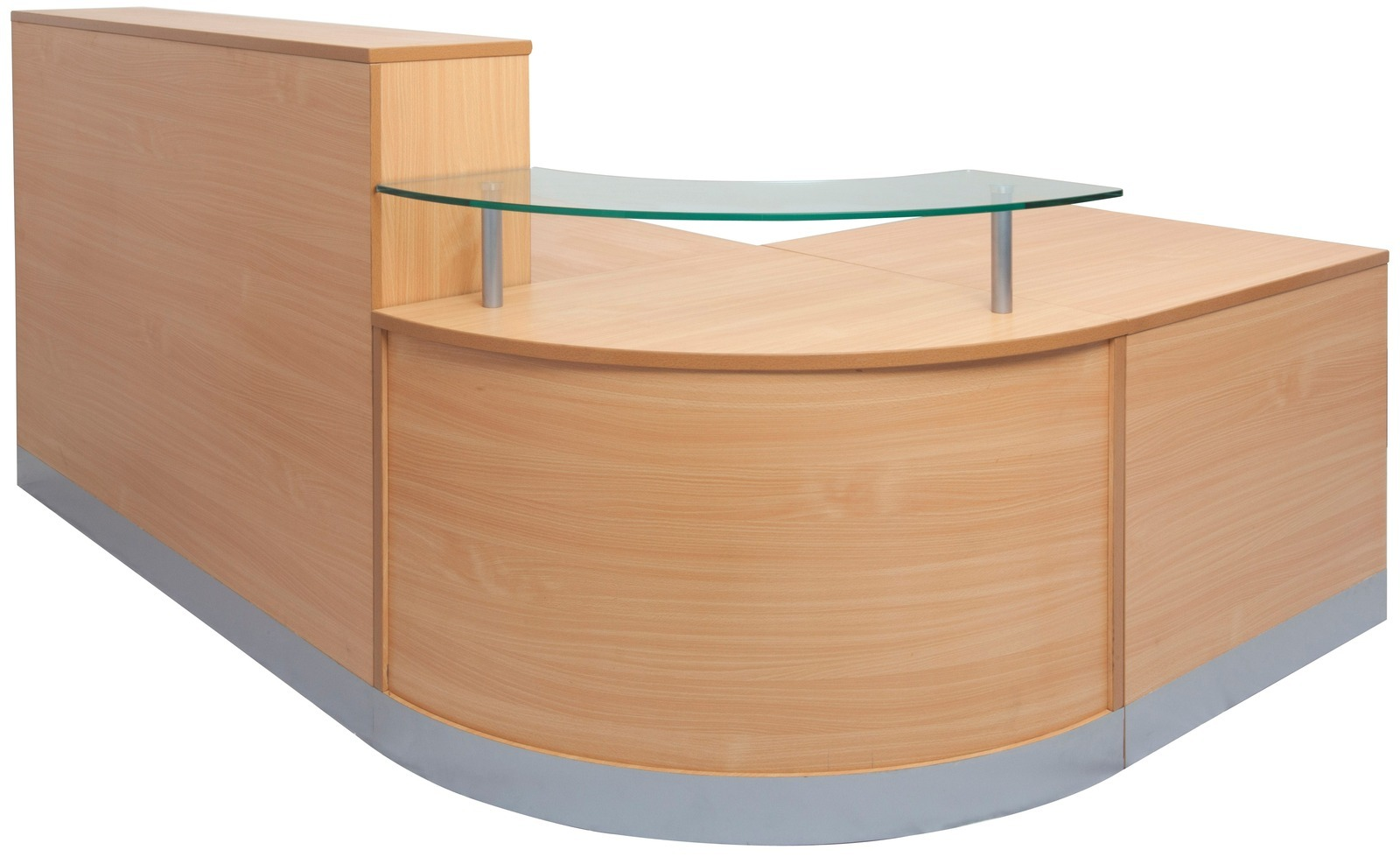 flow reception desk counter office stock