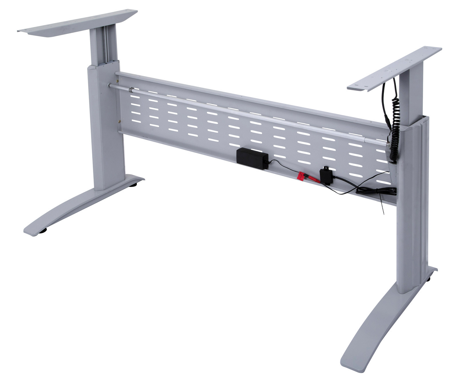 Express Electric Sit Stand Desk Frame Office Stock