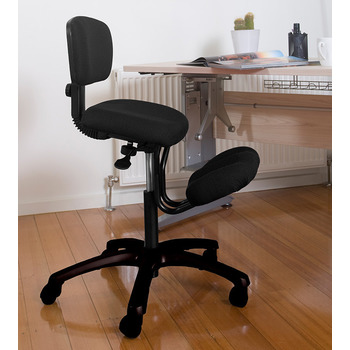 QDOS Kneeling Chair with Back Rest