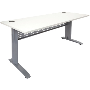 Rapid Span Office Desk - White Top