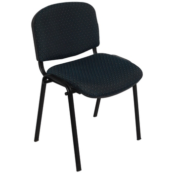 Nova 4 Leg Stackable Linking Visitor Chair