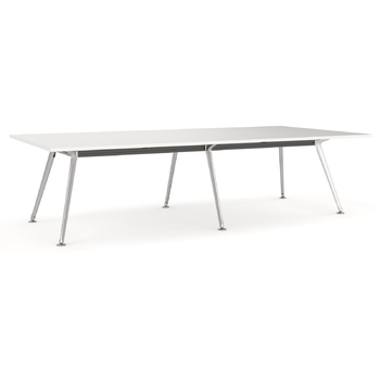 Team White Executive Boardroom Table