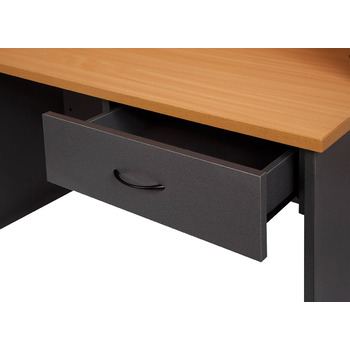 Express Fixed Single Drawer Desk Pedestal