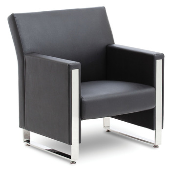 Metropol Reception Chair Single Seater