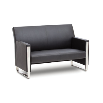 Metropol 2 Seater Reception Lounge Sofa Chair