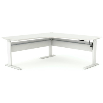 Axis Corner Electric Height Adjustable Desk