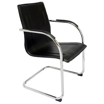 Comfo Chrome Cantilever Visitor Chair