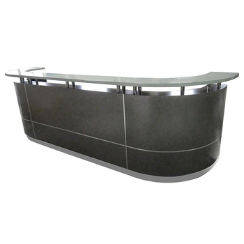 Executive Reception Counter C Shape