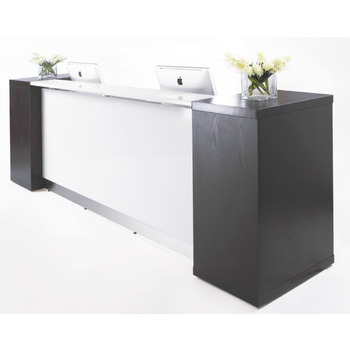 Aston Modern Reception Desk Counter