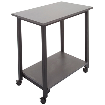 Express 2 Tier Mobile Ironstone Trolley