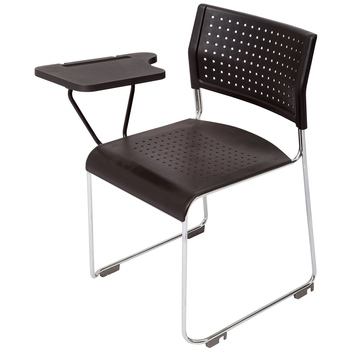 Wimbledon Stackable School Chair with Tablet Arm