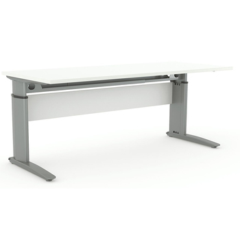 Aero Straight Height Adjustable Desk