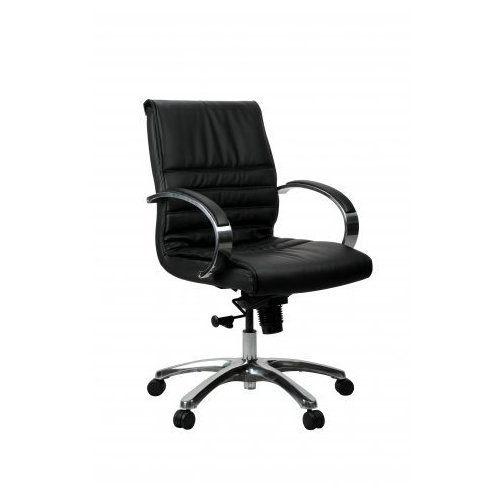 Franklin Mid Back Leather Boardroom Office Chair