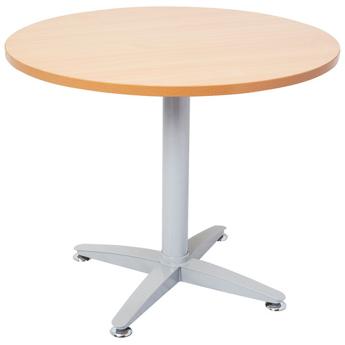 rapid small round meeting table office stock