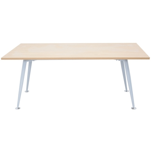 Rapid Span Beech Meeting Table - 1800mm x 750mm