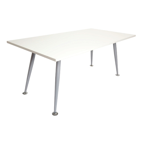 Rapid Span White Meeting Table - 1800mm x 750mm