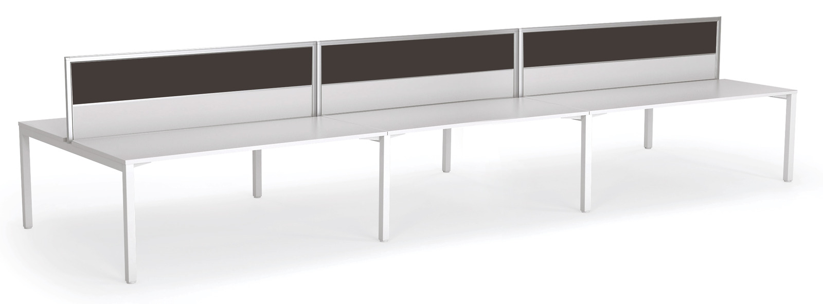 office products l computer and sided shape with furniture wall modular desk by partner double s