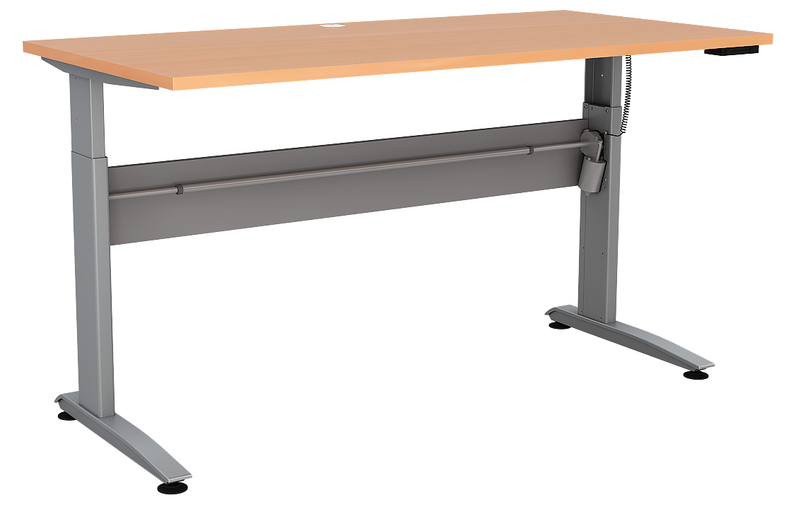 Vertex Electric Height Adjustable Standing Desk Office Stock