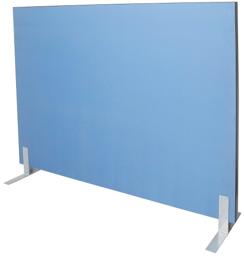 freestanding acoustic partition screen