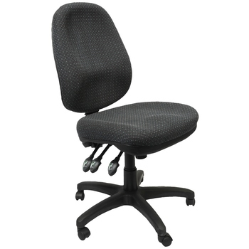 PO500 Heavy Duty Ergonomic Office Chair