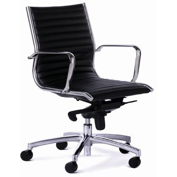 Metro Medium Back Executive Boardroom Chair