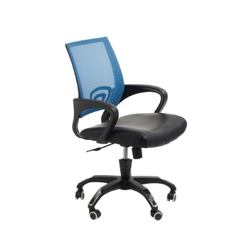 View Blue Mesh Office Chair