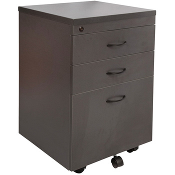 Express Ironstone 3 Drawer Mobile Pedestal