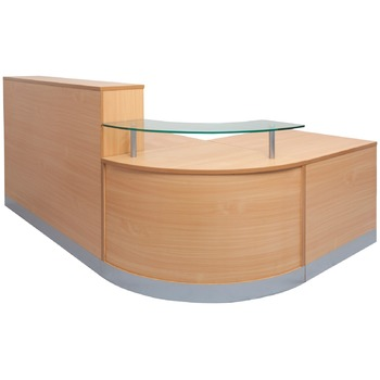 Flow Reception Desk Counter