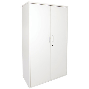 Express White Storage Cupboard