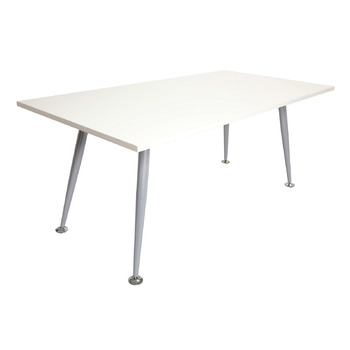 Rapid Span White Meeting Table