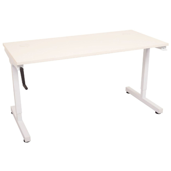 Triumph Manual Height Adjustable Desk