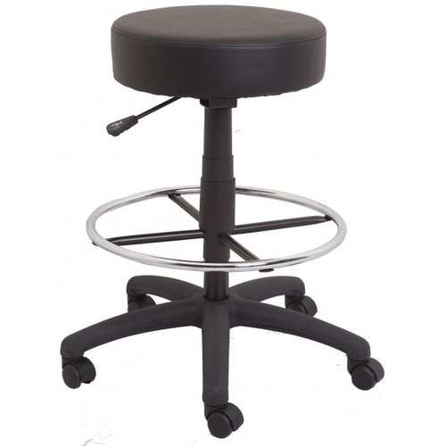 Express Counter Height Mobile Office Stool