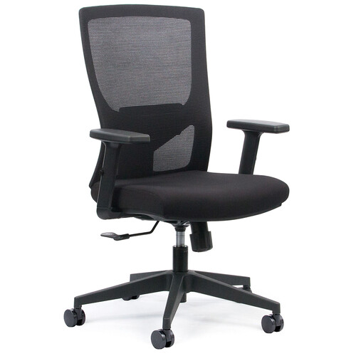 Optic Executive Mesh Back Office Chair with Arms