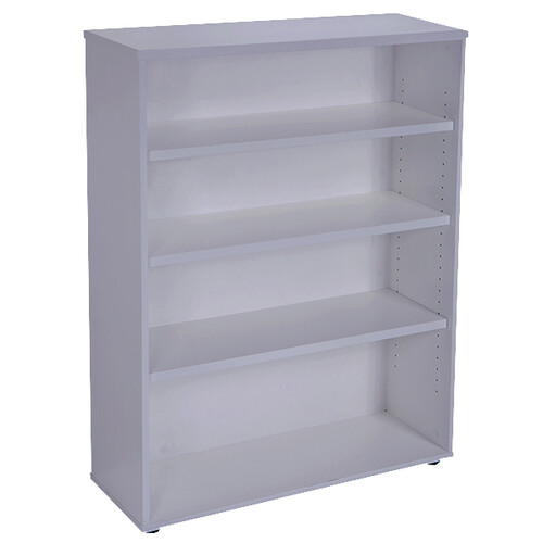 Express Small Grey Office Bookcase