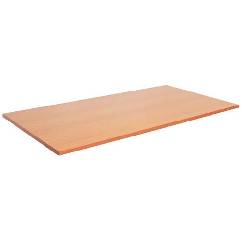 Melamine Table Top 25mm - 1200 x 600 - Beech